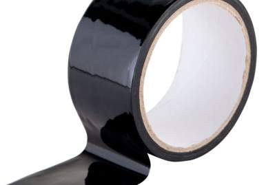 Черный скотч